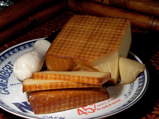 Cold Smoked Cheese