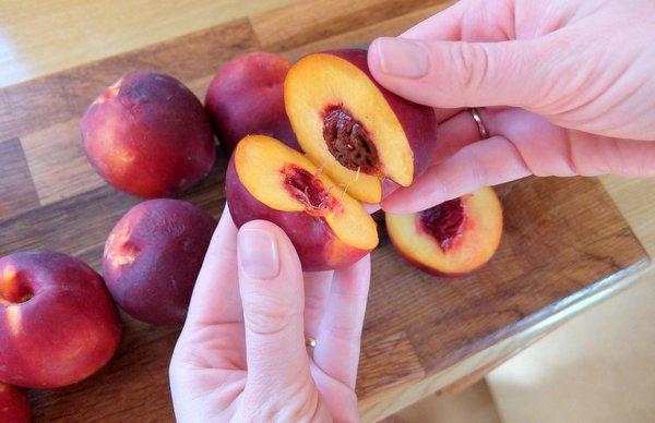 Nectarine Fruit Leather