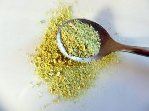 How To Make Celery Powder