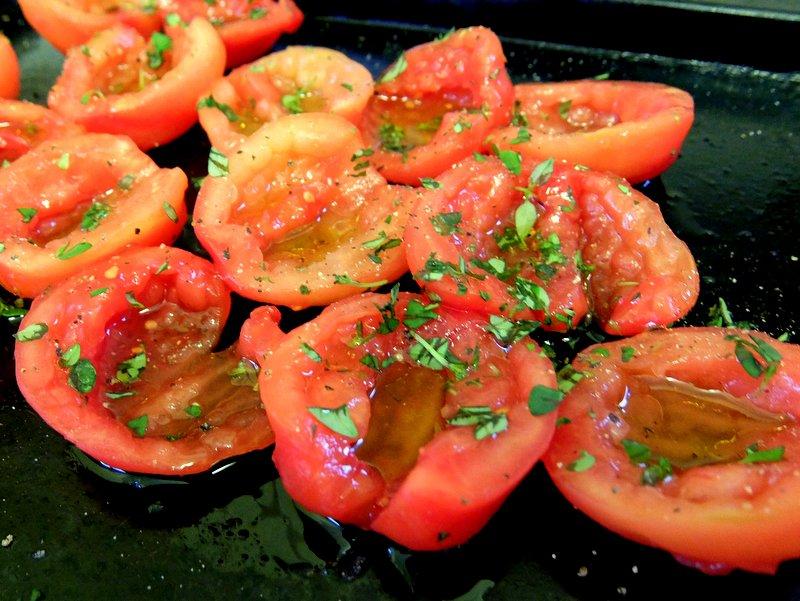 Confit Tomatoes Recipe