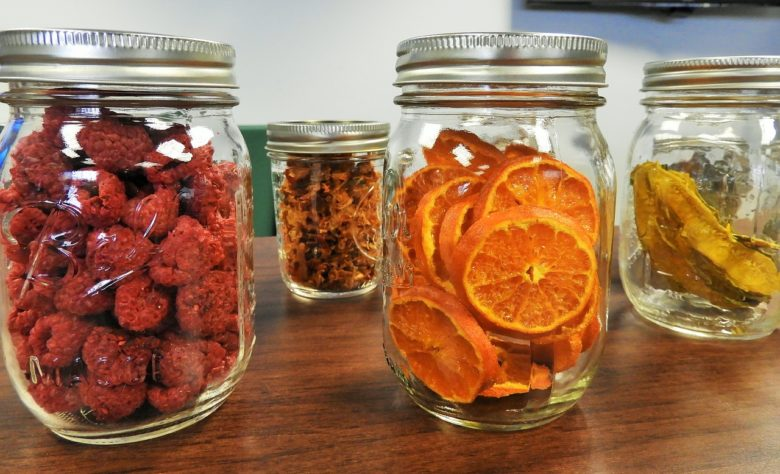 How A Dried Food Preserved