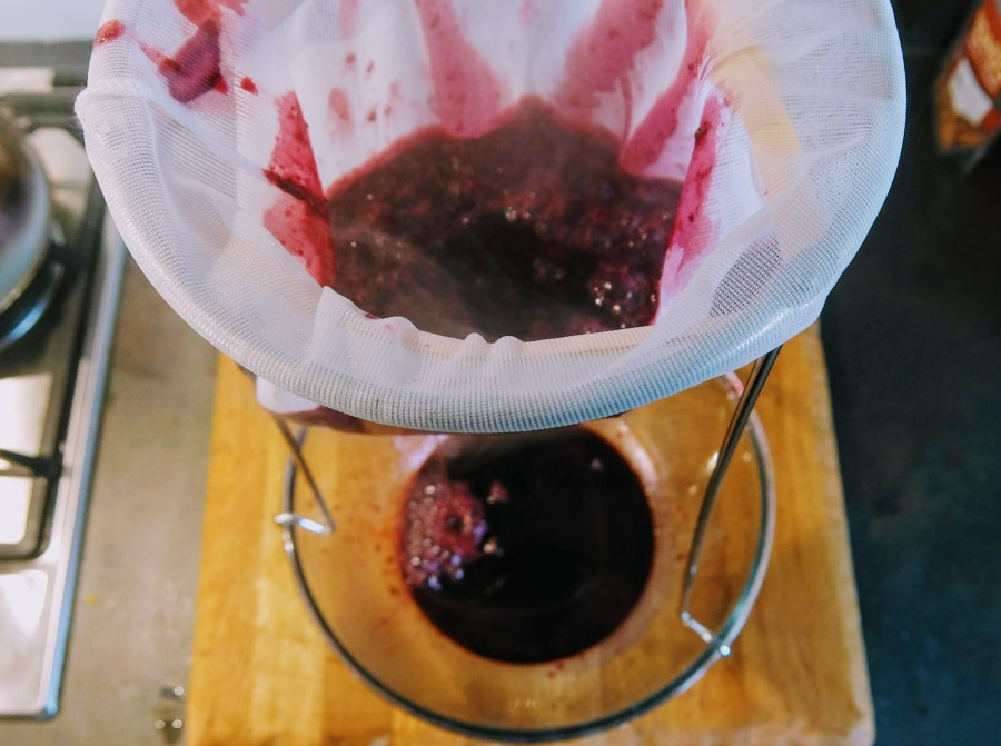 Jelly Straining Bag