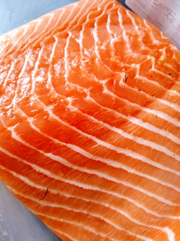 Half Side Salmon