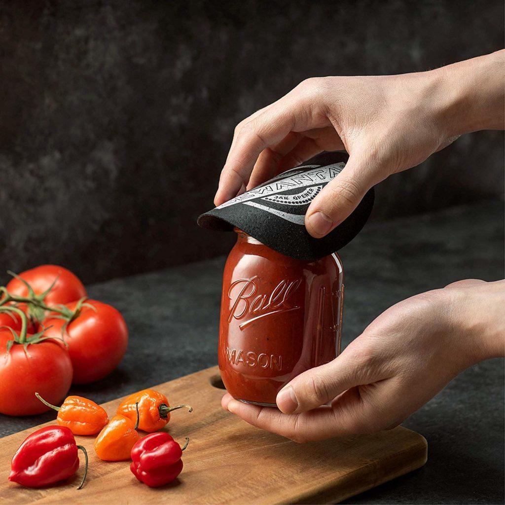 pressure canning fill jars