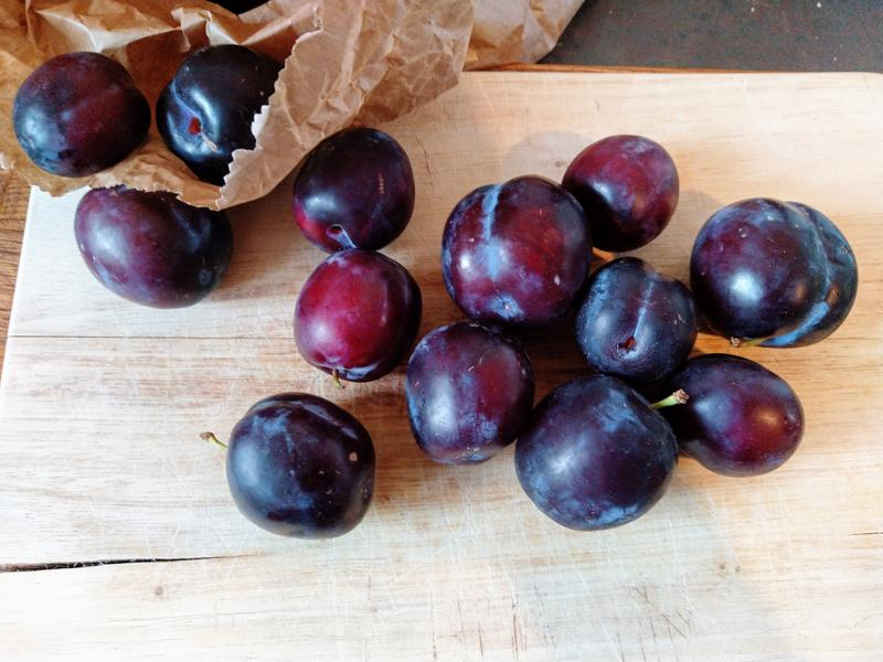 Fermented Plum Recipe