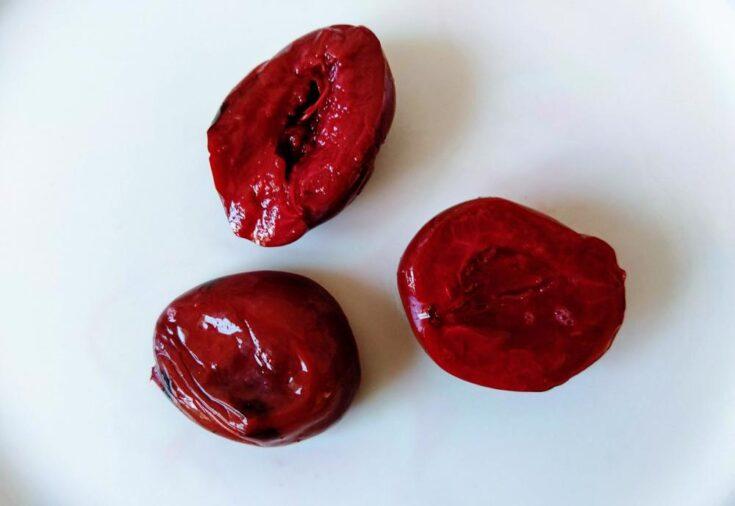 Fermented Plums Recipe