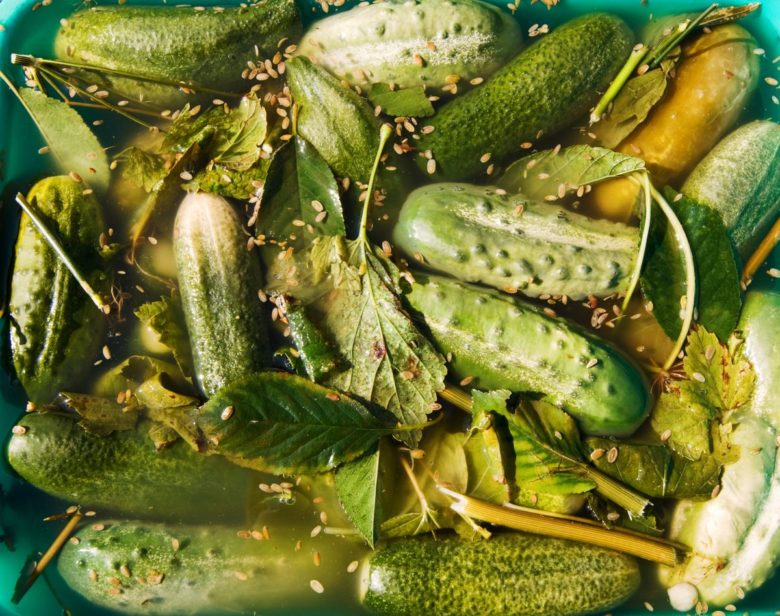Fermenting vs Pickling