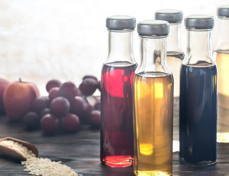 Acidity Of Different Vinegar