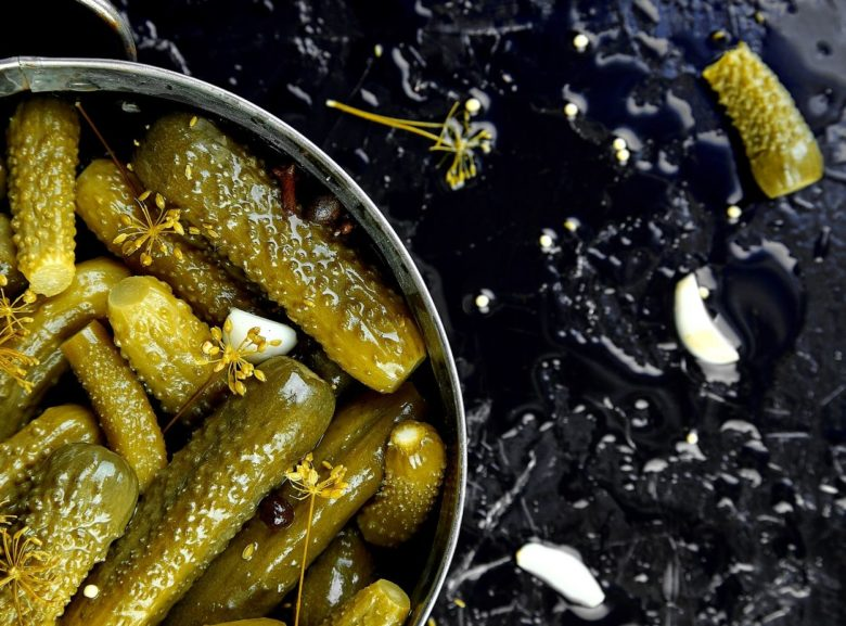 Prevent Pickles Going Mushy
