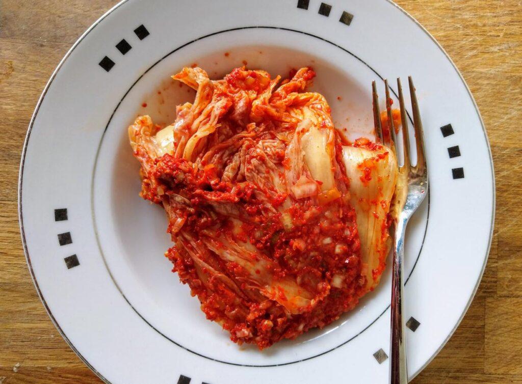 How To Make Baechu Kimchi