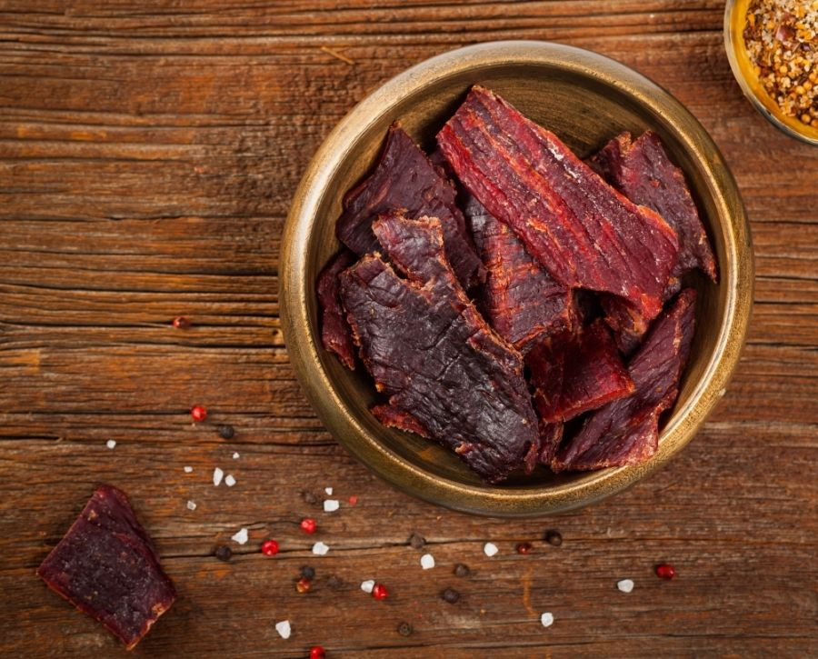 Best Temperature to dehydrate Meat