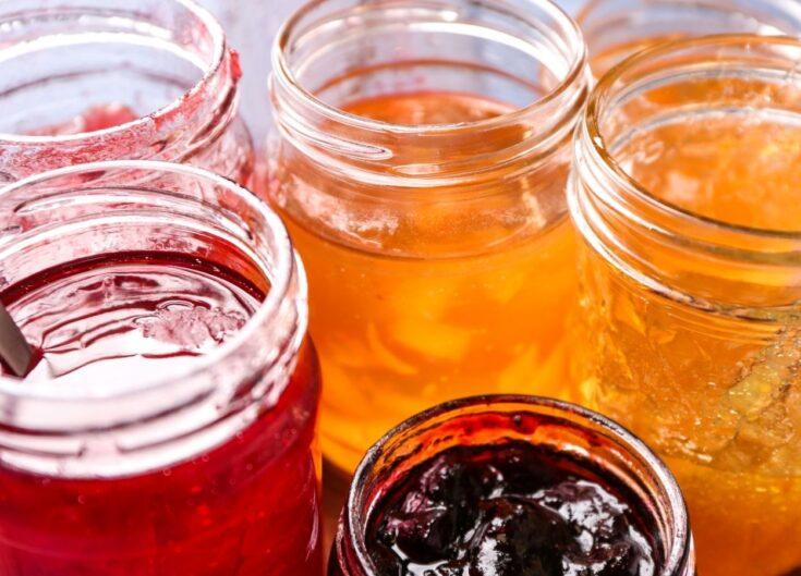 Jam from any fruit recipe