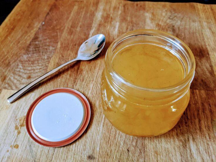 Melon Jam Recipe