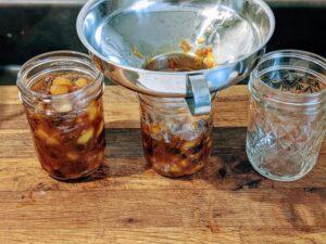 Canning Pear Chutney