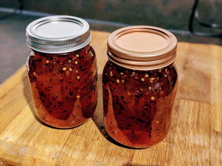 Chilli Jelly Recipe