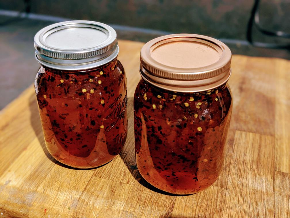Chilli Jelly Recipe